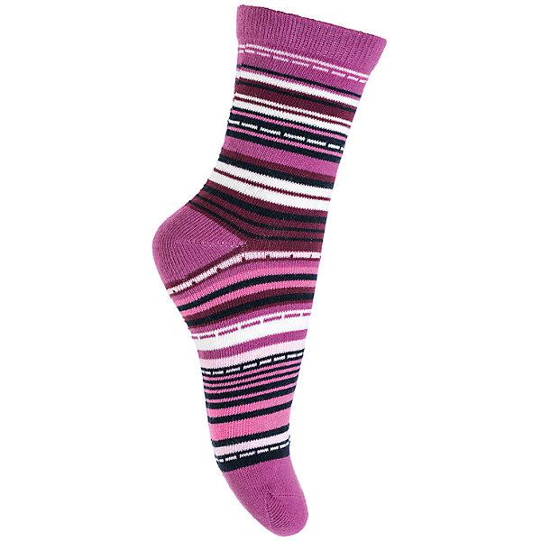 Носки PlayToday для девочкиНоски<br>Характеристики товара:<br><br>• цвет: розовый<br>• состав ткани: 75% хлопок, 22% нейлон, 3% эластан<br>• сезон: круглый год<br>• страна бренда: Германия<br>• страна изготовитель: Китай<br><br>Одежда и аксессуары для детей от PlayToday - это качественные и красивые вещи. Носки для детей сделаны из дышащего мягкого материала. Трикотажные носки для девочки выполнены в красивой расцветке. Детские носки износостойкие, отлично сохраняют яркость цвета. <br><br>Носки PlayToday (ПлэйТудэй) для девочки можно купить в нашем интернет-магазине.<br><br>Ширина мм: 87<br>Глубина мм: 10<br>Высота мм: 105<br>Вес г: 115<br>Цвет: розовый<br>Возраст от месяцев: 36<br>Возраст до месяцев: 48<br>Пол: Женский<br>Возраст: Детский<br>Размер: 14,18,16<br>SKU: 7109583