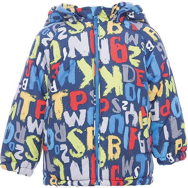 Куртка PlayToday для мальчикаВерхняя одежда<br>Характеристики товара:<br><br>• цвет: синий<br>• состав ткани: 100% полиэстер<br>• подкладка: 100% полиэстер<br>• утеплитель: 100% полиэстер<br>• сезон: зима<br>• температурный режим: от -20 до +5<br>• плотность утеплителя: 250 г/м2<br>• особенности модели: с капюшоном<br>• застежка: молния<br>• капюшон: без меха, съемный<br>• длинные рукава<br>• страна бренда: Германия<br>• страна изготовитель: Китай<br><br>Детская одежда и обувь от PlayToday - это стильные вещи по доступным ценам. Эта детская куртка имеет мягкую флисовую подкладку. Утепленная куртка для мальчика выполнена в красивой яркой расцветке. Куртка для детей дополнена съемный капюшоном. <br><br>Куртку PlayToday (ПлэйТудэй) для мальчика можно купить в нашем интернет-магазине.<br>Ширина мм: 356; Глубина мм: 10; Высота мм: 245; Вес г: 519; Цвет: белый; Возраст от месяцев: 6; Возраст до месяцев: 9; Пол: Мужской; Возраст: Детский; Размер: 74,92,86,80; SKU: 7109670;