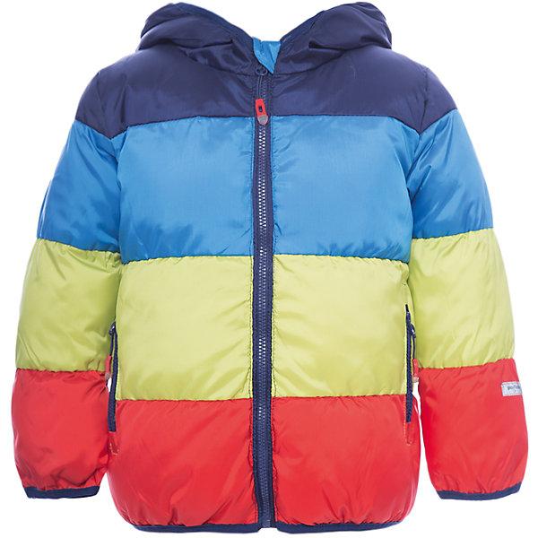 Куртка PlayToday для мальчикаВерхняя одежда<br>Характеристики товара:<br><br>• цвет: синий<br>• состав ткани: 100% полиэстер<br>• подкладка: 60% хлопок, 40% полиэстер<br>• утеплитель: 100% полиэстер<br>• сезон: зима<br>• температурный режим: от -20 до +5<br>• плотность утеплителя: 250 г/м2<br>• особенности модели: с капюшоном<br>• застежка: молния<br>• капюшон: без меха<br>• длинные рукава<br>• страна бренда: Германия<br>• страна изготовитель: Китай<br><br>Детская одежда и обувь от PlayToday - это стильные вещи по доступным ценам. Эта детская куртка имеет мягкую флисовую подкладку. Утепленная куртка для мальчика выполнена в красивой яркой расцветке. Куртка для детей имеет карманы. <br><br>Куртку PlayToday (ПлэйТудэй) для мальчика можно купить в нашем интернет-магазине.<br>Ширина мм: 356; Глубина мм: 10; Высота мм: 245; Вес г: 519; Цвет: белый; Возраст от месяцев: 6; Возраст до месяцев: 9; Пол: Мужской; Возраст: Детский; Размер: 80,74,92,86; SKU: 7109680;