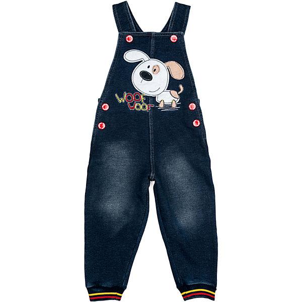 Полукомбинезон PlayToday для мальчикаДжинсы и брючки<br>Характеристики товара:<br><br>• цвет: синий<br>• состав ткани: 97% хлопок, 3% эластан<br>• сезон: демисезон<br>• застежка: кнопки<br>• лямки регулируются<br>• страна бренда: Германия<br>• страна изготовитель: Китай<br><br>Одежда и аксессуары для детей от PlayToday - это качественные и красивые вещи. Полукомбинезон для мальчика снабжен удобными лямками. Детский полукомбинезон легко надевается благодаря кнопкам. Полукомбинезон для детей сделан из легких качественных материалов. <br><br>Полукомбинезон PlayToday (ПлэйТудэй) для мальчика можно купить в нашем интернет-магазине.<br><br>Ширина мм: 215<br>Глубина мм: 88<br>Высота мм: 191<br>Вес г: 336<br>Цвет: синий<br>Возраст от месяцев: 6<br>Возраст до месяцев: 9<br>Пол: Мужской<br>Возраст: Детский<br>Размер: 74,92,80,86<br>SKU: 7109889