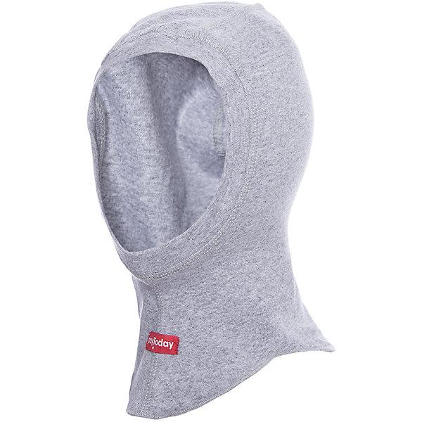 Шапка-шлем PlayToday для мальчикаШапочки<br>Характеристики товара:<br><br>• цвет: серый<br>• состав ткани: 95% хлопок, 5% эластан<br>• сезон: демисезон<br>• страна бренда: Германия<br>• страна изготовитель: Китай<br><br>Детская шапка-шлем комфортно сидит на голове благодаря мягкому материалу. Шапка-шлем для детей прилегает к голове, комфортна при носке. Шапка для мальчика выполнена в практичной расцветке. Детская одежда и обувь от европейского бренда PlayToday - выбор многих родителей. <br><br>Шапку-шлем PlayToday (ПлэйТудэй) для мальчика можно купить в нашем интернет-магазине.<br><br>Ширина мм: 89<br>Глубина мм: 117<br>Высота мм: 44<br>Вес г: 155<br>Цвет: серый<br>Возраст от месяцев: 6<br>Возраст до месяцев: 9<br>Пол: Мужской<br>Возраст: Детский<br>Размер: 46,48<br>SKU: 7109995