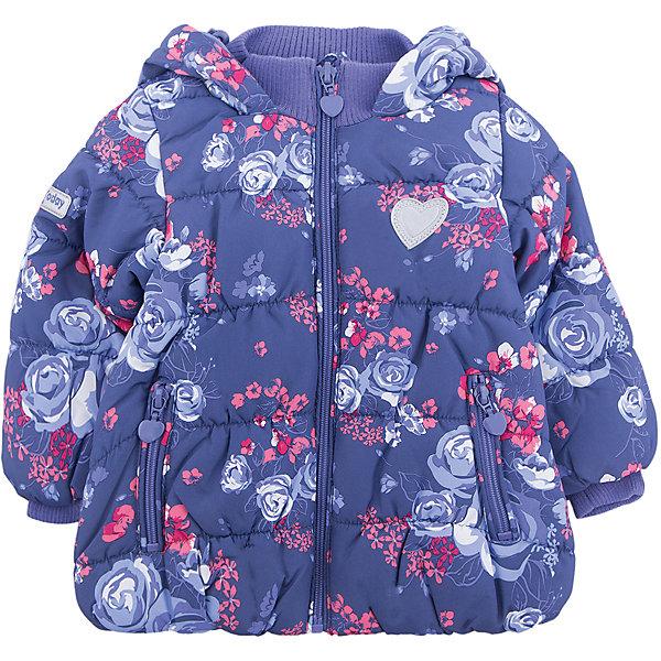 Куртка PlayToday для девочкиВерхняя одежда<br>Характеристики товара:<br><br>• цвет: сиреневый<br>• состав ткани: 100% полиэстер<br>• подкладка: 60% хлопок, 40% полиэстер<br>• утеплитель: 100% полиэстер<br>• сезон: зима<br>• температурный режим: от -20 до +5<br>• плотность утеплителя: 250 г/м2<br>• особенности модели: с капюшоном<br>• застежка: молния<br>• капюшон: без меха, несъемный<br>• длинные рукава<br>• страна бренда: Германия<br>• страна изготовитель: Китай<br><br>Детская одежда и обувь от PlayToday - это стильные вещи по доступным ценам. Эта детская куртка - из ткани с водоотталкивающей пропиткой. Утепленная куртка для девочки выполнена в красивой яркой расцветке. Куртка для детей дополнена капюшоном. <br><br>Куртку PlayToday (ПлэйТудэй) для девочки можно купить в нашем интернет-магазине.<br>Ширина мм: 356; Глубина мм: 10; Высота мм: 245; Вес г: 519; Цвет: белый; Возраст от месяцев: 6; Возраст до месяцев: 9; Пол: Женский; Возраст: Детский; Размер: 74,92,86,80; SKU: 7110096;