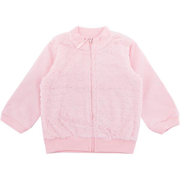 Толстовка PlayToday для девочкиТолстовки, свитера, кардиганы<br>Характеристики товара:<br><br>• цвет: розовый<br>• состав ткани: 95% хлопок, 5% эластан<br>• сезон: демисезон<br>• застежка: молния<br>• длинные рукава<br>• страна бренда: Германия<br>• страна изготовитель: Китай<br><br>Такая толстовка для девочки снабжена мягкими манжетами. Детская толстовка обеспечит ребенку тепло и комфорт. Толстовка для детей на молнии. Детская одежда и обувь от европейского бренда PlayToday - выбор многих родителей. <br><br>Толстовку PlayToday (ПлэйТудэй) для девочки можно купить в нашем интернет-магазине.<br><br>Ширина мм: 190<br>Глубина мм: 74<br>Высота мм: 229<br>Вес г: 236<br>Цвет: белый<br>Возраст от месяцев: 6<br>Возраст до месяцев: 9<br>Пол: Женский<br>Возраст: Детский<br>Размер: 74,92,86,80<br>SKU: 7110307