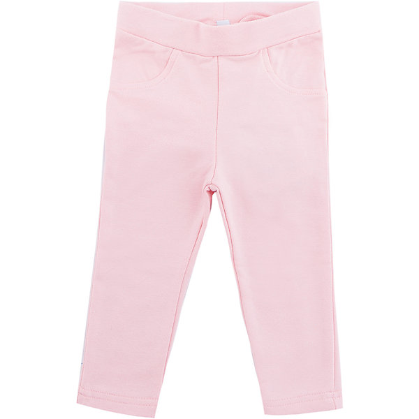 Брюки PlayToday для девочкиДжинсы и брючки<br>Характеристики товара:<br><br>• цвет: розовый<br>• состав ткани: 95% хлопок, 5% эластан<br>• сезон: демисезон<br>• талия регулируется<br>• пояс: резинка<br>• страна бренда: Германия<br>• страна изготовитель: Китай<br><br>Трикотажные брюки для девочки легко надеваются благодаря резинке в поясе. Детские брюки декорированы накладными карманами и имитацией передних. Брюки для детей сделан из дышащего качественного материала. Детская одежда и обувь от европейского бренда PlayToday - выбор многих родителей. <br><br>Брюки PlayToday (ПлэйТудэй) для девочки можно купить в нашем интернет-магазине.<br><br>Ширина мм: 215<br>Глубина мм: 88<br>Высота мм: 191<br>Вес г: 336<br>Цвет: белый<br>Возраст от месяцев: 6<br>Возраст до месяцев: 9<br>Пол: Женский<br>Возраст: Детский<br>Размер: 74,92,86,80<br>SKU: 7110312