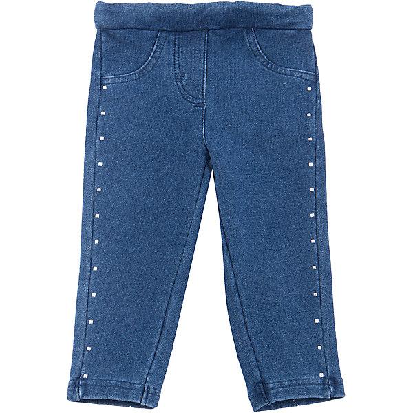 Брюки PlayToday для девочкиДжинсы и брючки<br>Характеристики товара:<br><br>• цвет: синий<br>• состав ткани: 95% хлопок, 5% эластан<br>• сезон: демисезон<br>• пояс: резинка<br>• страна бренда: Германия<br>• страна изготовитель: Китай<br><br>Трикотажные брюки для девочки легко надеваются благодаря резинке в поясе. Детские брюки декорированы имитацией вшивных карманов. Брюки для детей сделан из дышащего качественного материала. Детская одежда и обувь от европейского бренда PlayToday - выбор многих родителей. <br><br>Брюки PlayToday (ПлэйТудэй) для девочки можно купить в нашем интернет-магазине.<br><br>Ширина мм: 215<br>Глубина мм: 88<br>Высота мм: 191<br>Вес г: 336<br>Цвет: синий<br>Возраст от месяцев: 6<br>Возраст до месяцев: 9<br>Пол: Женский<br>Возраст: Детский<br>Размер: 74,92,86,80<br>SKU: 7110352