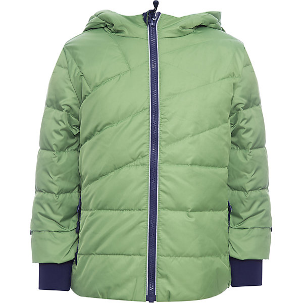 Куртка PlayToday для мальчикаВерхняя одежда<br>Характеристики товара:<br><br>• цвет: зеленый<br>• состав ткани: 100% полиэстер<br>• подкладка: 100% полиэстер<br>• утеплитель: 90% пух, 10% перо<br>• сезон: зима<br>• температурный режим: от -20 до +5<br>• плотность утеплителя: 130 г/м2<br>• особенности модели: с капюшоном<br>• застежка: молния<br>• капюшон: без меха, несъемный<br>• длинные рукава<br>• страна бренда: Германия<br>• страна изготовитель: Китай<br><br>Детская одежда и обувь от PlayToday - это стильные вещи по доступным ценам. Эта детская куртка-пуховик - теплая и удобная. Утепленная куртка для мальчика выполнена в красивой яркой расцветке. Куртка для детей дополнена капюшоном. <br><br>Куртку PlayToday (ПлэйТудэй) для мальчика можно купить в нашем интернет-магазине.<br>Ширина мм: 356; Глубина мм: 10; Высота мм: 245; Вес г: 519; Цвет: белый; Возраст от месяцев: 24; Возраст до месяцев: 36; Пол: Мужской; Возраст: Детский; Размер: 98,128,122,116,110,104; SKU: 7110753;
