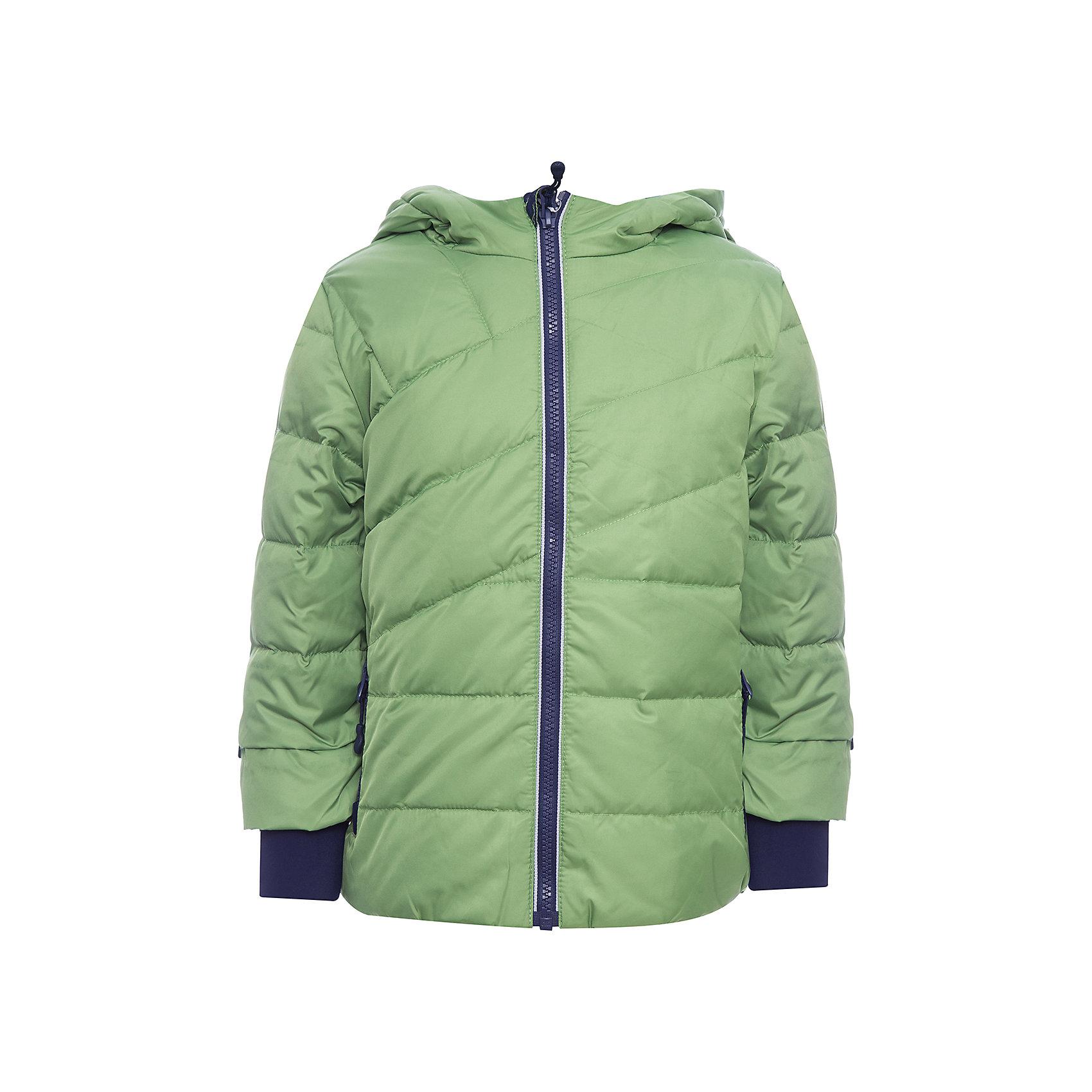 Куртка PlayToday для мальчикаВерхняя одежда<br>Куртка PlayToday для мальчика<br>Теплая куртка - пуховик - отличное решение для прогулок в холодную погоду. Куртка на молнии, специальный карман для фиксации бегунка не позволит застежкетравмировать нежную детскую кожу. Подкладка из мягкого флиса. Модель с высоким содержанием пуха, дополнена снегозащитной юбкой. Вшивной капюшон дополнен регулируемым шнуром - кулиской.<br>Состав:<br>Верх: 100% полиэстер, Подкладка: 100% полиэстер, Утеплитель: 90% пух, 10% перо, 130 г/м2<br><br>Ширина мм: 356<br>Глубина мм: 10<br>Высота мм: 245<br>Вес г: 519<br>Цвет: белый<br>Возраст от месяцев: 24<br>Возраст до месяцев: 36<br>Пол: Мужской<br>Возраст: Детский<br>Размер: 98,128,122,116,110,104<br>SKU: 7110753