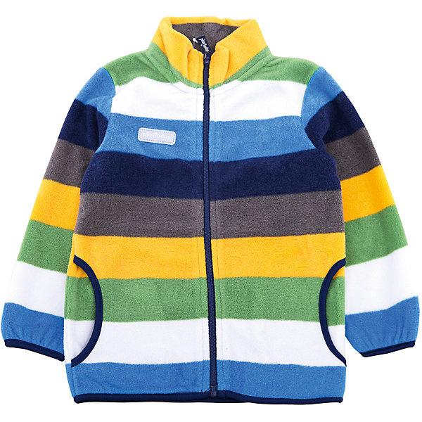 Куртка PlayToday для мальчикаФлис и термобелье<br>Характеристики товара:<br><br>• цвет: белый<br>• состав ткани: 100% полиэстер<br>• сезон: демисезон<br>• застежка: молния<br>• длинные рукава<br>• страна бренда: Германия<br>• страна изготовитель: Китай<br><br>Такая толстовка для мальчика снабжена мягкими манжетами. Детская толстовка обеспечит ребенку тепло и комфорт. Толстовка для детей дополнена молнией. Детская одежда и обувь от европейского бренда PlayToday - выбор многих родителей. <br><br>Толстовку PlayToday (ПлэйТудэй) для мальчика можно купить в нашем интернет-магазине.<br><br>Ширина мм: 356<br>Глубина мм: 10<br>Высота мм: 245<br>Вес г: 519<br>Цвет: белый<br>Возраст от месяцев: 24<br>Возраст до месяцев: 36<br>Пол: Мужской<br>Возраст: Детский<br>Размер: 98,128,122,116,110,104<br>SKU: 7110823
