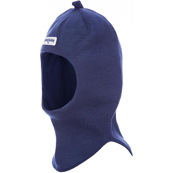 Шапка-шлем PlayToday для мальчикаГоловные уборы<br>Характеристики товара:<br><br>• цвет: синий<br>• состав ткани: 100% акрил<br>• подкладка: 100% полиэстер<br>• сезон: демисезон<br>• страна бренда: Германия<br>• страна изготовитель: Китай<br><br>Детская шапка-шлем комфортно сидит на голове благодаря мягкому материалу. Шапка-шлем для детей дополнена светоотражающими элементами. Шапка для мальчика выполнена в красивой расцветке. Детская одежда и обувь от европейского бренда PlayToday - выбор многих родителей. <br><br>Шапку-шлем PlayToday (ПлэйТудэй) для мальчика можно купить в нашем интернет-магазине.<br><br>Ширина мм: 89<br>Глубина мм: 117<br>Высота мм: 44<br>Вес г: 155<br>Цвет: серый<br>Возраст от месяцев: 24<br>Возраст до месяцев: 36<br>Пол: Мужской<br>Возраст: Детский<br>Размер: 50,54,52<br>SKU: 7110905