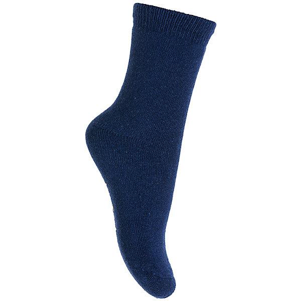 Носки PlayToday для мальчикаНоски<br>Характеристики товара:<br><br>• цвет: синий<br>• состав ткани: 80% хлопок, 15% нейлон, 5% эластан<br>• сезон: круглый год<br>• страна бренда: Германия<br>• страна изготовитель: Китай<br><br>Удобные детские носки хорошо сохраняют форму и яркость цвета. Эти трикотажные носки для мальчика выполнены в красивой расцветке. Носки для детей сделаны из дышащего мягкого материала. Детская одежда и обувь от PlayToday - это стильные вещи по доступным ценам. <br><br>Носки PlayToday (ПлэйТудэй) для мальчика можно купить в нашем интернет-магазине.<br><br>Ширина мм: 87<br>Глубина мм: 10<br>Высота мм: 105<br>Вес г: 115<br>Цвет: синий<br>Возраст от месяцев: 36<br>Возраст до месяцев: 48<br>Пол: Мужской<br>Возраст: Детский<br>Размер: 14,16,18<br>SKU: 7110923