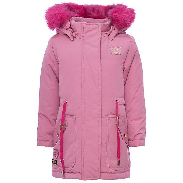 Куртка PlayToday для девочкиДемисезонные куртки<br>Характеристики товара:<br><br>• цвет: розовый<br>• состав ткани: 65% полиэстер, 35% хлопок<br>• подкладка: 100% полиэстер<br>• утеплитель: 100% полиэстер<br>• сезон: зима<br>• температурный режим: от -10 до +5<br>• плотность утеплителя: 150 г/м2<br>• особенности модели: с капюшоном <br>• застежка: молния<br>• капюшон: с мехом, съемный<br>• длинные рукава<br>• страна бренда: Германия<br>• страна изготовитель: Китай<br><br>Детская одежда и обувь от PlayToday - это стильные вещи по доступным ценам. Эта детская куртка - с водоотталкивающей пропиткой. Утепленная куртка для девочки выполнена в красивой яркой расцветке. Куртка для детей дополнена капюшоном. <br><br>Куртку PlayToday (ПлэйТудэй) для девочки можно купить в нашем интернет-магазине.<br><br>Ширина мм: 356<br>Глубина мм: 10<br>Высота мм: 245<br>Вес г: 519<br>Цвет: розовый<br>Возраст от месяцев: 24<br>Возраст до месяцев: 36<br>Пол: Женский<br>Возраст: Детский<br>Размер: 98,128,122,116,104,110<br>SKU: 7110938
