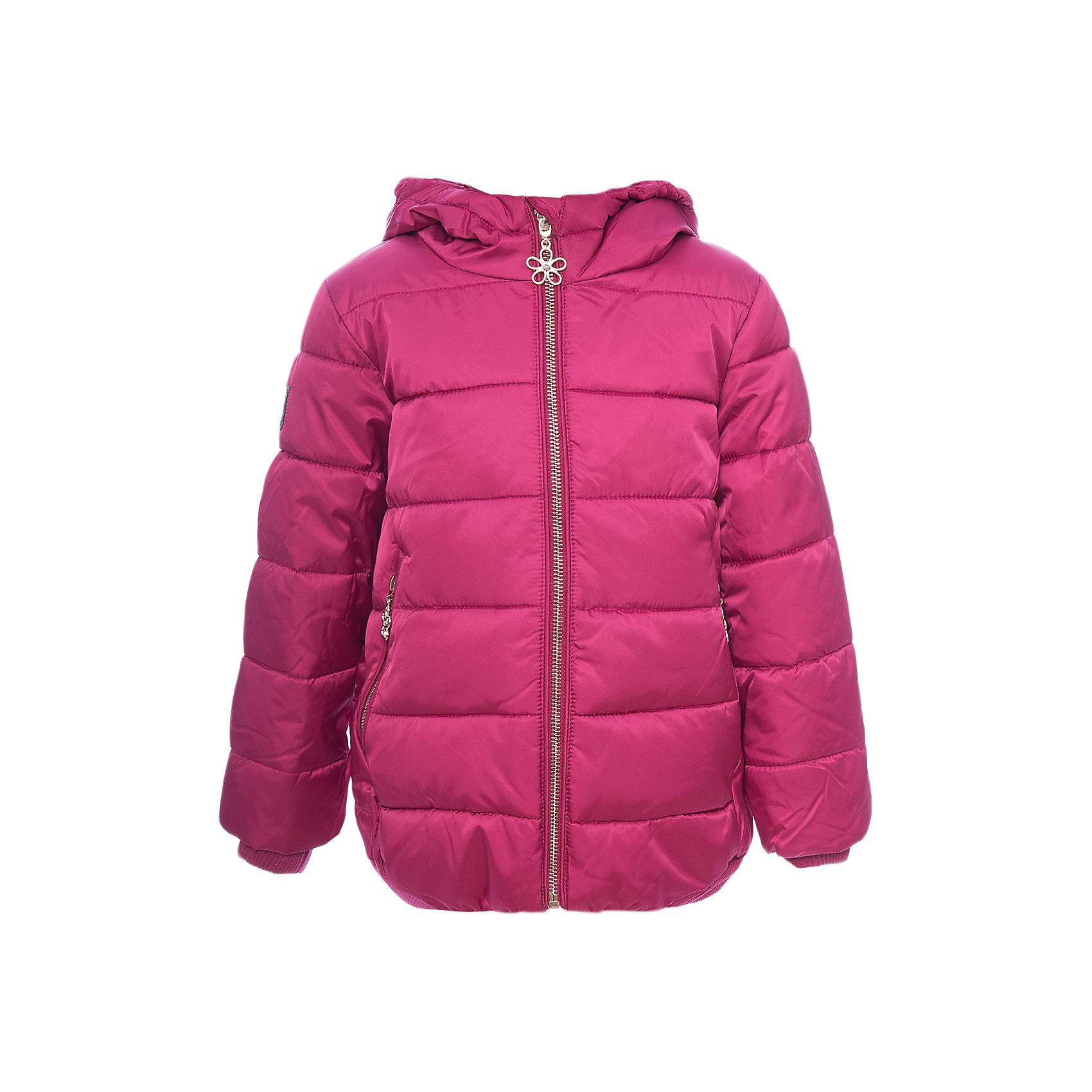 Куртка PlayToday для девочкиВерхняя одежда<br>Куртка PlayToday для девочки<br>Утепленное стеганое пальто из водоотталкивающей ткани. Модель на молнии, специальный карман для фиксации бегунка не позволит застежке травмировать нежную детскую кожу. Пальто с вшивным капюшоном, с мягкой резинкой по контуру. Низ, манжеты и контур капюшона на мягких резинках. Светоотражатели обеспечат видимость ребенка в темное время суток. Модель дополнена вшивными карманами на молнии.<br>Состав:<br>Верх: 100% полиэстер, Подкладка: 100% полиэстер, Наполнитель: 100% полиэстер, 200 г<br><br>Ширина мм: 356<br>Глубина мм: 10<br>Высота мм: 245<br>Вес г: 519<br>Цвет: красный<br>Возраст от месяцев: 84<br>Возраст до месяцев: 96<br>Пол: Женский<br>Возраст: Детский<br>Размер: 128,98,104,110,116,122<br>SKU: 7110945