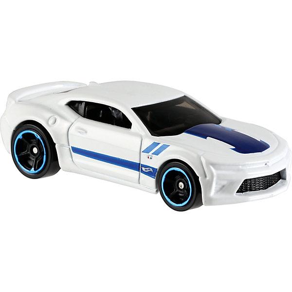 Базовая машинка Hot Wheels, 16 Camaro SSМашинки<br><br><br>Ширина мм: 110<br>Глубина мм: 45<br>Высота мм: 110<br>Вес г: 30<br>Возраст от месяцев: 36<br>Возраст до месяцев: 96<br>Пол: Мужской<br>Возраст: Детский<br>SKU: 7111062