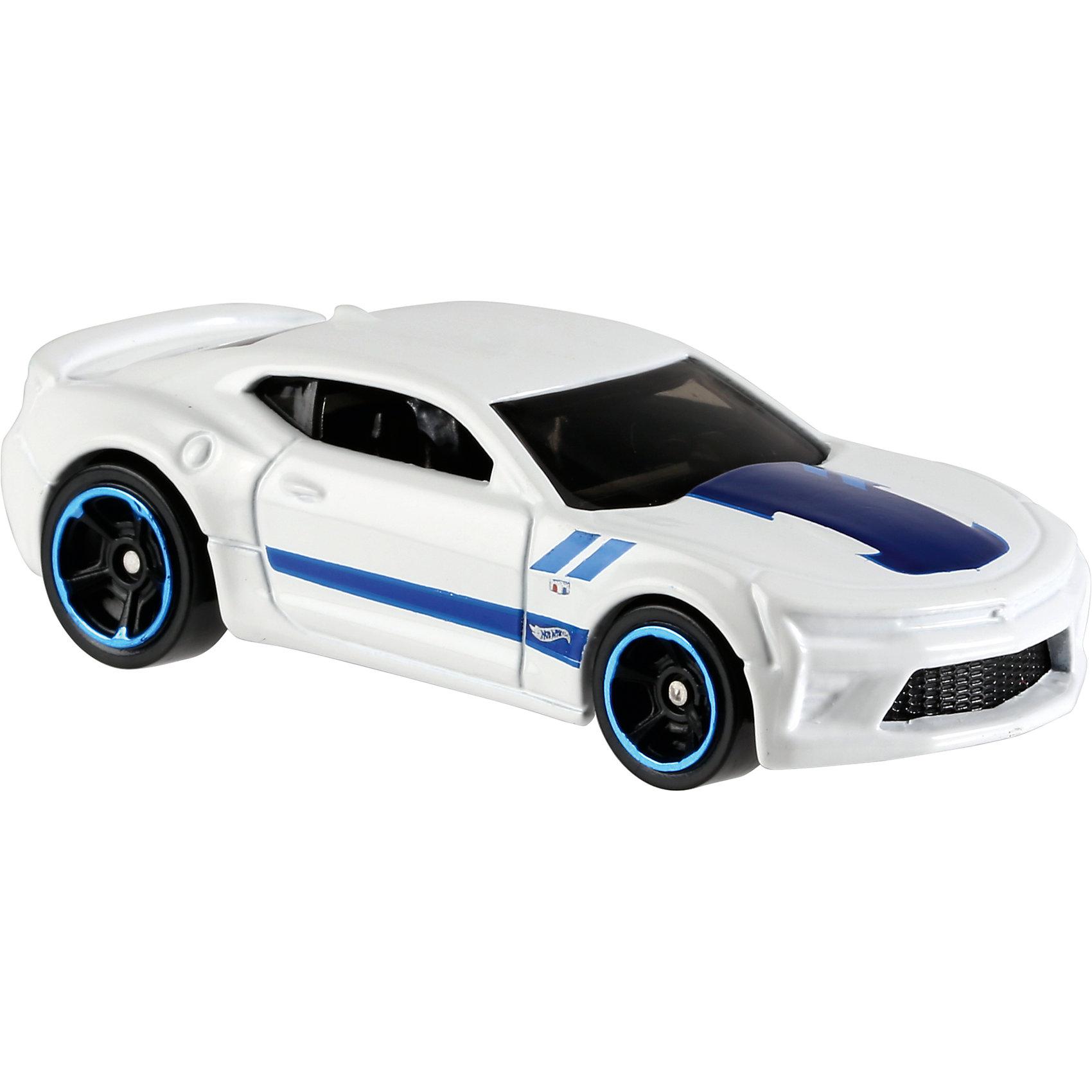 Базовая машинка Hot Wheels, 16 Camaro SSПопулярные игрушки<br><br><br>Ширина мм: 110<br>Глубина мм: 45<br>Высота мм: 110<br>Вес г: 30<br>Возраст от месяцев: 36<br>Возраст до месяцев: 96<br>Пол: Мужской<br>Возраст: Детский<br>SKU: 7111062