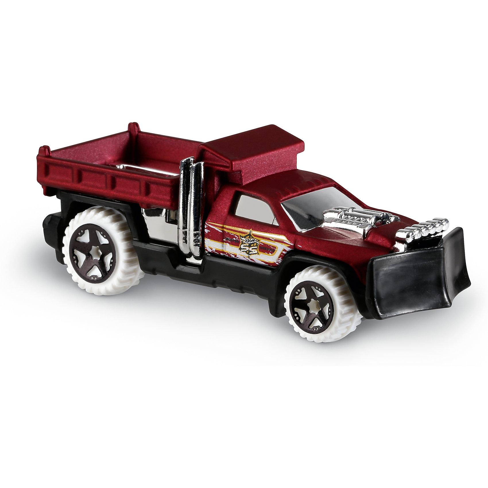 Базовая машинка Hot Wheels, So PlowedПопулярные игрушки<br><br><br>Ширина мм: 110<br>Глубина мм: 45<br>Высота мм: 110<br>Вес г: 30<br>Возраст от месяцев: 36<br>Возраст до месяцев: 96<br>Пол: Мужской<br>Возраст: Детский<br>SKU: 7111070