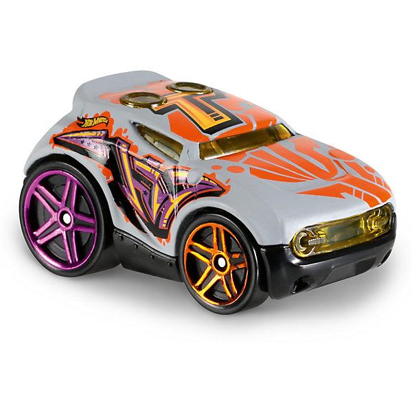 Базовая машинка Hot Wheels, Rocket BoxМашинки<br><br><br>Ширина мм: 110<br>Глубина мм: 45<br>Высота мм: 110<br>Вес г: 30<br>Возраст от месяцев: 36<br>Возраст до месяцев: 96<br>Пол: Мужской<br>Возраст: Детский<br>SKU: 7111071