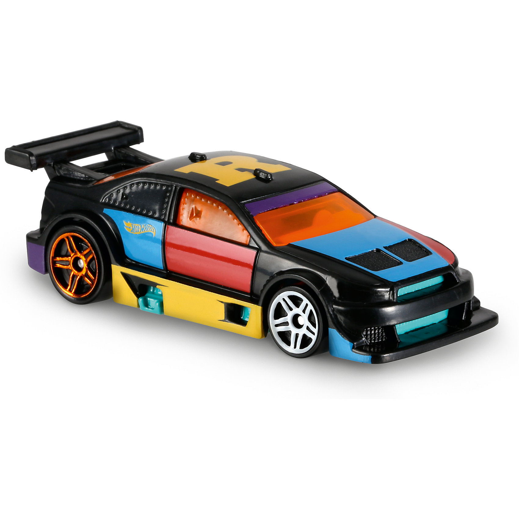 Базовая машинка Hot Wheels, AmazoomПопулярные игрушки<br><br><br>Ширина мм: 110<br>Глубина мм: 45<br>Высота мм: 110<br>Вес г: 30<br>Возраст от месяцев: 36<br>Возраст до месяцев: 96<br>Пол: Мужской<br>Возраст: Детский<br>SKU: 7111072