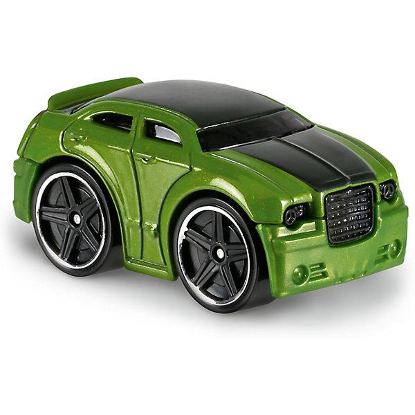 Базовая машинка Hot Wheels, Chrysler 300CМашинки<br>Характеристики товара:<br><br>• возраст: от 3 лет;<br>• материал: пластик, металл;<br>• масштаб: 1:64;<br>• размер упаковки: 11х11х4,5 см;<br>• вес упаковки: 30 гр.;<br>• страна бренда: США.<br><br>Машинка Hot Wheels из базовой коллекции — легендарная коллекционная машинка от известного бренда Mattel. Машинка отличается высокой детализацией, выглядит эффектно, корпус выполнен в ярких расцветках. Она дополнит большую коллекцию машинок Hot Wheels. Выполнена из прочных и безопасных материалов.<br><br>Машинку Hot Wheels из базовой коллекции можно приобрести в нашем интернет-магазине.<br>Ширина мм: 110; Глубина мм: 45; Высота мм: 110; Вес г: 30; Возраст от месяцев: 36; Возраст до месяцев: 96; Пол: Мужской; Возраст: Детский; SKU: 7111079;