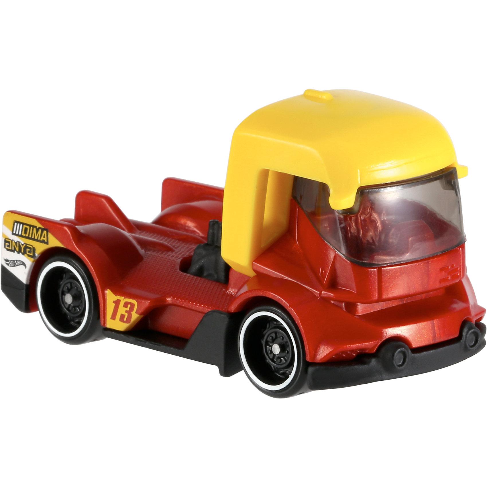 Базовая машинка Hot Wheels, Rig HeatПопулярные игрушки<br><br><br>Ширина мм: 110<br>Глубина мм: 45<br>Высота мм: 110<br>Вес г: 30<br>Возраст от месяцев: 36<br>Возраст до месяцев: 96<br>Пол: Мужской<br>Возраст: Детский<br>SKU: 7111083
