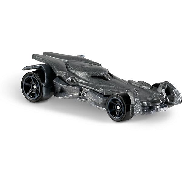 Базовая машинка Hot Wheels, BatmobileМашинки<br><br><br>Ширина мм: 110<br>Глубина мм: 45<br>Высота мм: 110<br>Вес г: 30<br>Возраст от месяцев: 36<br>Возраст до месяцев: 96<br>Пол: Мужской<br>Возраст: Детский<br>SKU: 7111097