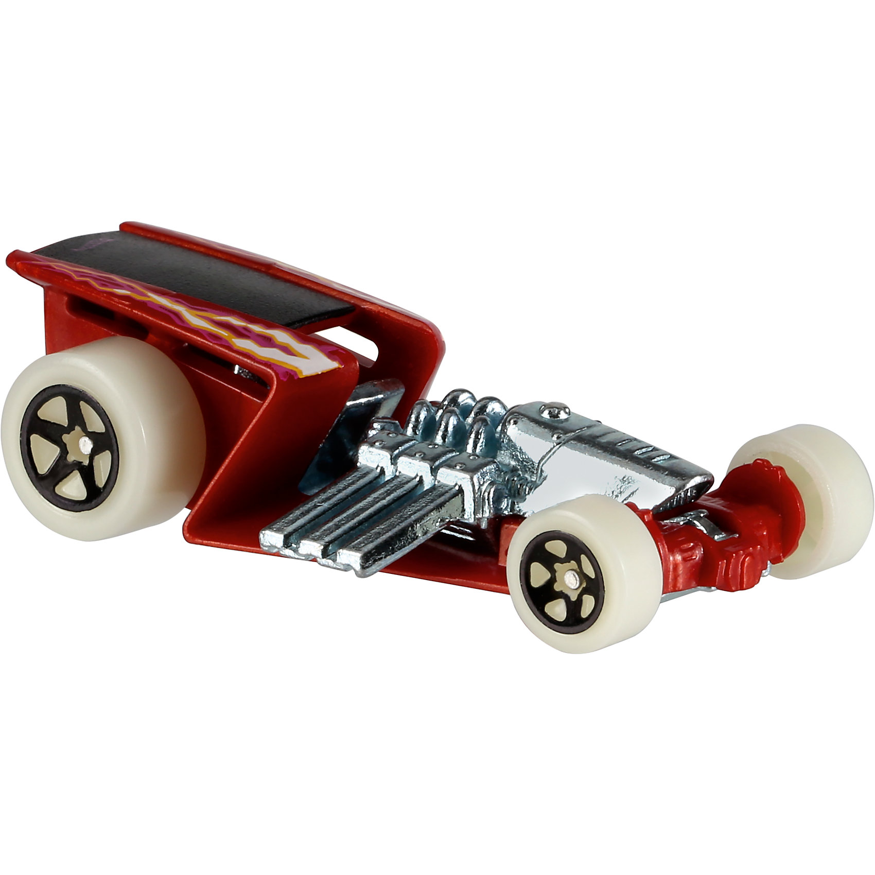 Базовая машинка Hot Wheels, Z-RodМашинки<br><br><br>Ширина мм: 110<br>Глубина мм: 45<br>Высота мм: 110<br>Вес г: 30<br>Возраст от месяцев: 36<br>Возраст до месяцев: 96<br>Пол: Мужской<br>Возраст: Детский<br>SKU: 7111100
