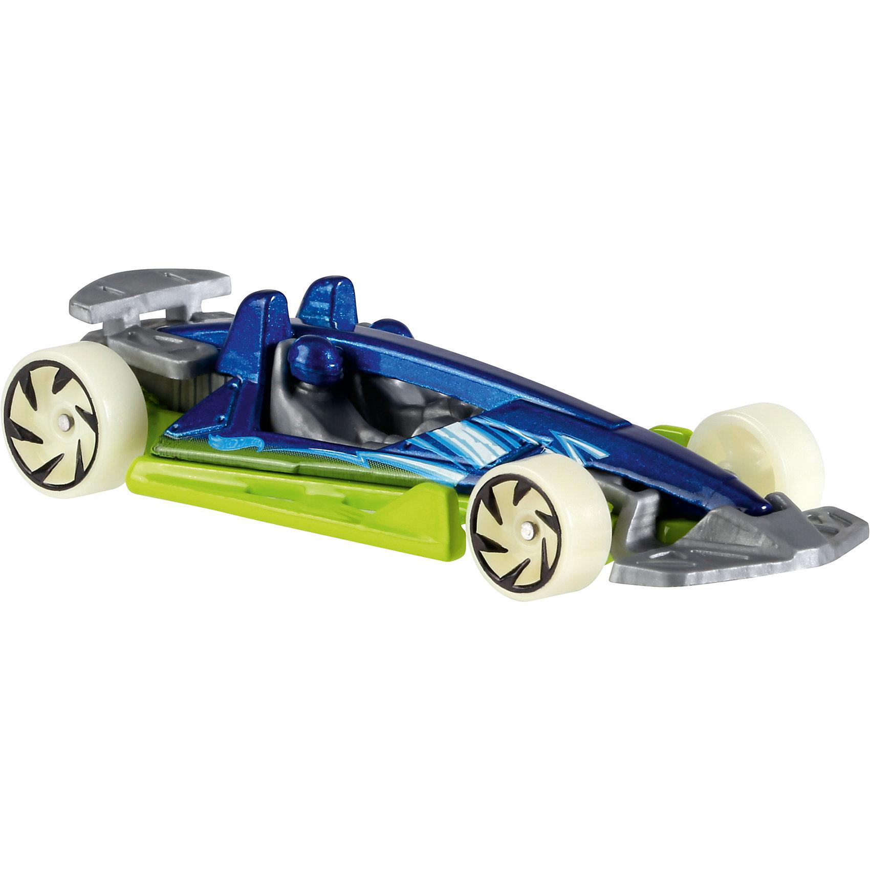 Базовая машинка Hot Wheels, Track HammerПопулярные игрушки<br><br><br>Ширина мм: 110<br>Глубина мм: 45<br>Высота мм: 110<br>Вес г: 30<br>Возраст от месяцев: 36<br>Возраст до месяцев: 96<br>Пол: Мужской<br>Возраст: Детский<br>SKU: 7111108