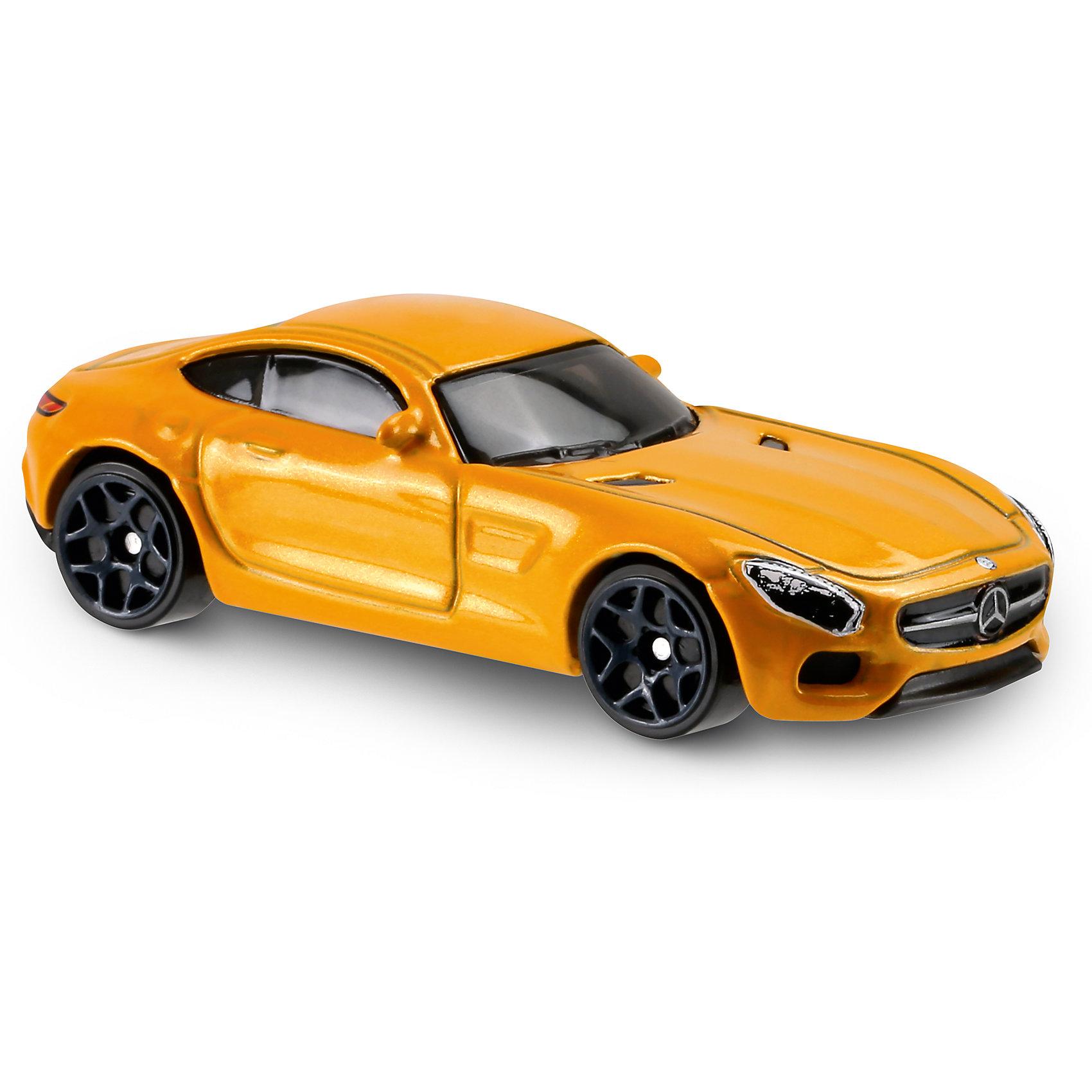 Базовая машинка Hot Wheels, 15 Mercedes-AMG GTПопулярные игрушки<br><br><br>Ширина мм: 110<br>Глубина мм: 45<br>Высота мм: 110<br>Вес г: 30<br>Возраст от месяцев: 36<br>Возраст до месяцев: 96<br>Пол: Мужской<br>Возраст: Детский<br>SKU: 7111110
