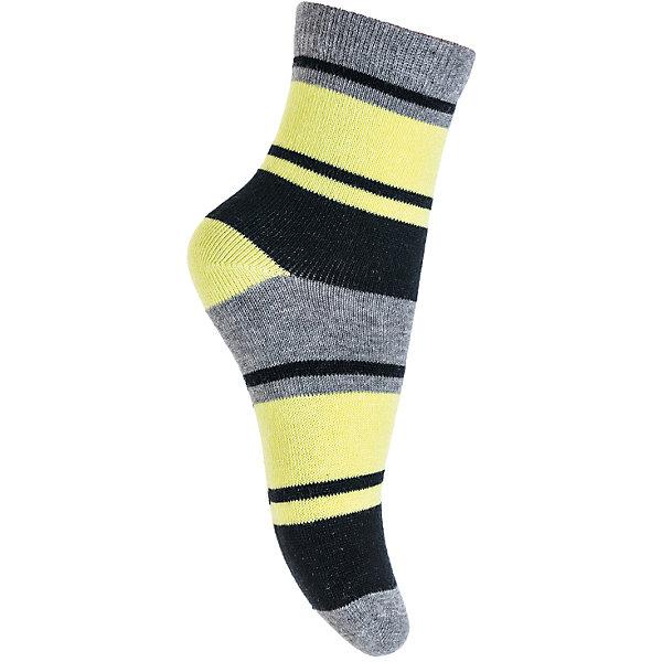 Носки PlayToday для мальчикаНоски<br>Характеристики товара:<br><br>• цвет: мульти<br>• состав ткани: 75% хлопок, 22% нейлон, 3% эластан<br>• сезон: круглый год<br>• страна бренда: Германия<br>• страна изготовитель: Китай<br><br>Удобные детские носки хорошо сохраняют форму и яркость цвета. Эти трикотажные носки для мальчика выполнены в оригинальной расцветке. Носки для детей сделаны из дышащего мягкого материала. Детская одежда и обувь от PlayToday - это стильные вещи по доступным ценам. <br><br>Носки PlayToday (ПлэйТудэй) для мальчика можно купить в нашем интернет-магазине.<br><br>Ширина мм: 87<br>Глубина мм: 10<br>Высота мм: 105<br>Вес г: 115<br>Цвет: разноцветный<br>Возраст от месяцев: 36<br>Возраст до месяцев: 48<br>Пол: Мужской<br>Возраст: Детский<br>Размер: 14,20,16,18<br>SKU: 7111292