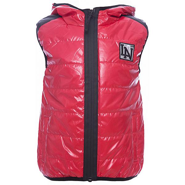 Жилет PlayToday для мальчикаВерхняя одежда<br>Характеристики товара:<br><br>• цвет: красный<br>• состав ткани: 100% полиэстер<br>• подкладка: 100% полиэстер<br>• утеплитель: 100% полиэстер<br>• сезон: демисезон<br>• плотность утеплителя: 120 г/м2<br>• особенности модели: стеганая, с капюшоном<br>• застежка: молния<br>• страна бренда: Германия<br>• страна изготовитель: Китай<br><br>Теплый жилет для детей сделан из качественного материала с водоотталкивающей пропиткой. Жилет для мальчика - удобная и модная вещь. Детский жилет дополнен молнией для удобства надевания. Одежда и аксессуары для детей от PlayToday - это качественные и красивые вещи. <br><br>Жилет PlayToday (ПлэйТудэй) для мальчика можно купить в нашем интернет-магазине.<br>Ширина мм: 190; Глубина мм: 74; Высота мм: 229; Вес г: 236; Цвет: белый; Возраст от месяцев: 24; Возраст до месяцев: 36; Пол: Мужской; Возраст: Детский; Размер: 98,128,122,116,110,104; SKU: 7111323;
