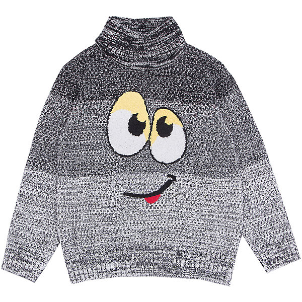 Свитер PlayToday для мальчикаСвитера и кардиганы<br>Характеристики товара:<br><br>• цвет: серый<br>• состав ткани: 60% хлопок, 40% акрил<br>• сезон: демисезон<br>• длинные рукава<br>• страна бренда: Германия<br>• страна изготовитель: Китай<br><br>Детская одежда и обувь от PlayToday - это стильные вещи по доступным ценам. Свитер для мальчика - удобная и модная вещь. Детский свитер дополнен мягкими манжетами. Теплый свитер для детей сделан из дышащего трикотажа. <br><br>Свитер PlayToday (ПлэйТудэй) для мальчика можно купить в нашем интернет-магазине.<br><br>Ширина мм: 190<br>Глубина мм: 74<br>Высота мм: 229<br>Вес г: 236<br>Цвет: белый<br>Возраст от месяцев: 84<br>Возраст до месяцев: 96<br>Пол: Мужской<br>Возраст: Детский<br>Размер: 128,98,104,110,116,122<br>SKU: 7111358