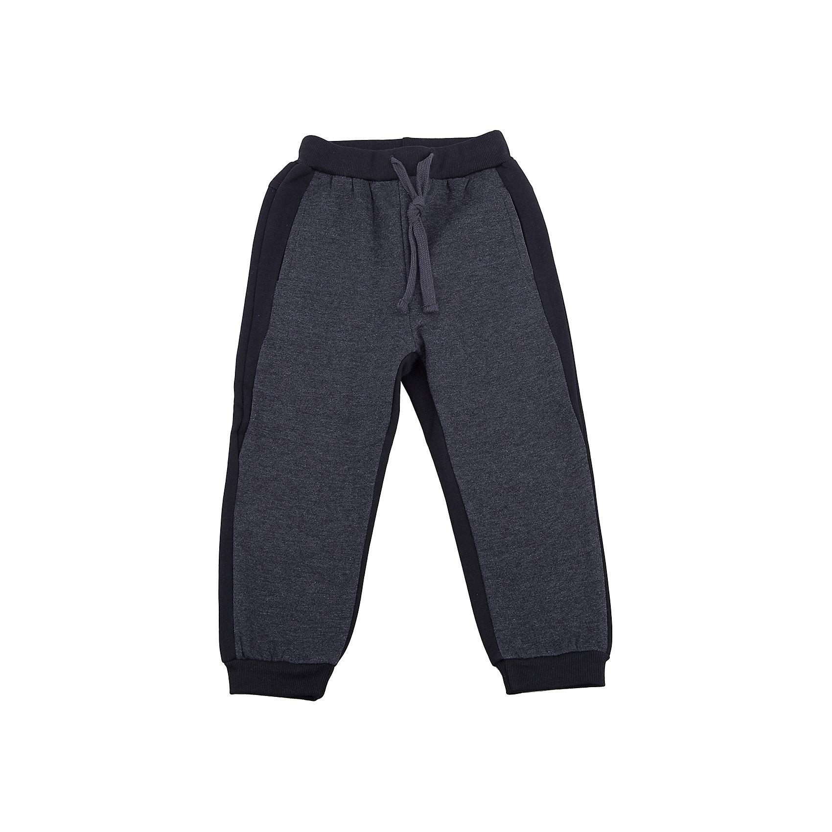 Брюки PlayToday для мальчикаБрюки<br>Брюки PlayToday для мальчика<br>Удобные брюки с начесом. Пояс модели на широкой удобной резинке, дополненной регулируемым шнуром - кулиской. Низ штанин на манжетах. Свободный крой не сковывает движений ребенка.<br>Состав:<br>65% хлопок, 35% полиэстер<br><br>Ширина мм: 215<br>Глубина мм: 88<br>Высота мм: 191<br>Вес г: 336<br>Цвет: белый<br>Возраст от месяцев: 84<br>Возраст до месяцев: 96<br>Пол: Мужской<br>Возраст: Детский<br>Размер: 128,98,104,110,116,122<br>SKU: 7111470