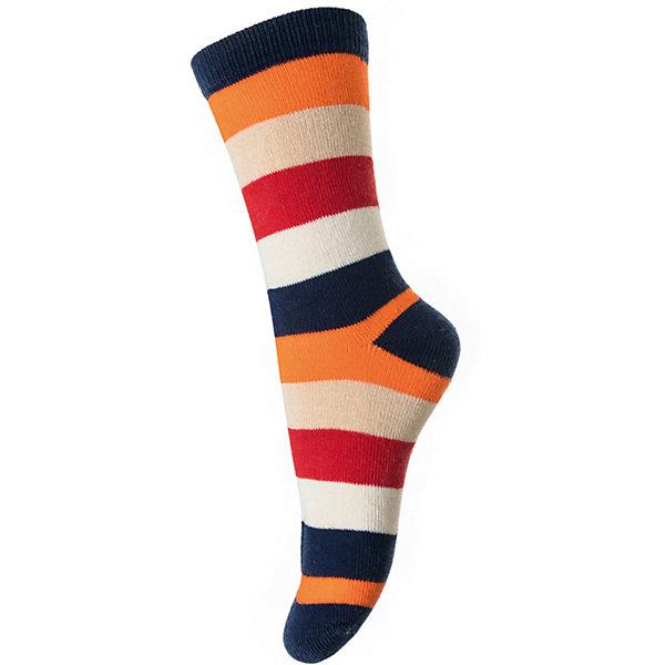Носки PlayToday для мальчикаНоски<br>Характеристики товара:<br><br>• цвет: оранжевый<br>• состав ткани: 75% хлопок, 22% нейлон, 3% эластан<br>• сезон: круглый год<br>• страна бренда: Германия<br>• страна изготовитель: Китай<br><br>Удобные детские носки хорошо сохраняют форму и яркость цвета. Эти трикотажные носки для мальчика выполнены в яркой расцветке. Носки для детей сделаны из дышащего мягкого материала. Детская одежда и обувь от PlayToday - это стильные вещи по доступным ценам. <br><br>Носки PlayToday (ПлэйТудэй) для мальчика можно купить в нашем интернет-магазине.<br>Ширина мм: 87; Глубина мм: 10; Высота мм: 105; Вес г: 115; Цвет: разноцветный; Возраст от месяцев: 36; Возраст до месяцев: 48; Пол: Мужской; Возраст: Детский; Размер: 14,18,16; SKU: 7111745;
