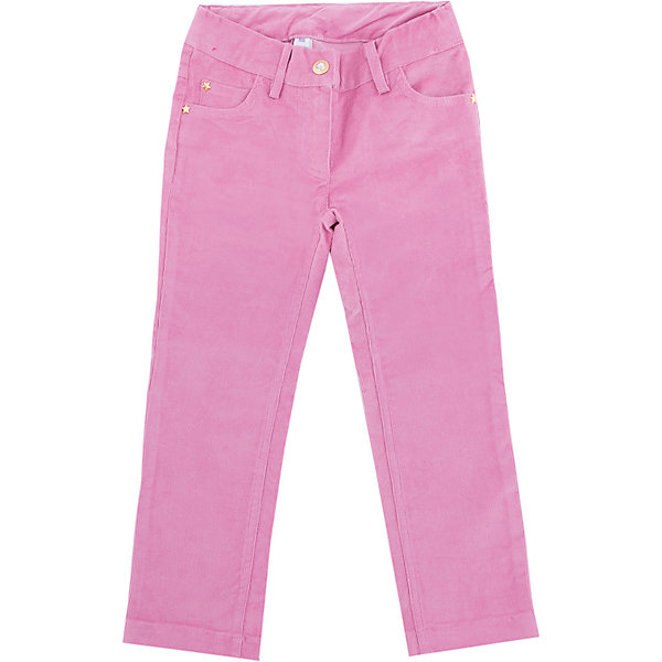 Купить Брюки PlayToday для девочки, Китай, розовый, 128, 122, 116, 98, 110, 104, Женский