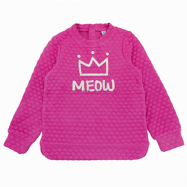 Купить Толстовка PlayToday для девочки, Китай, розовый, 98, 128, 122, 116, 110, 104, Женский