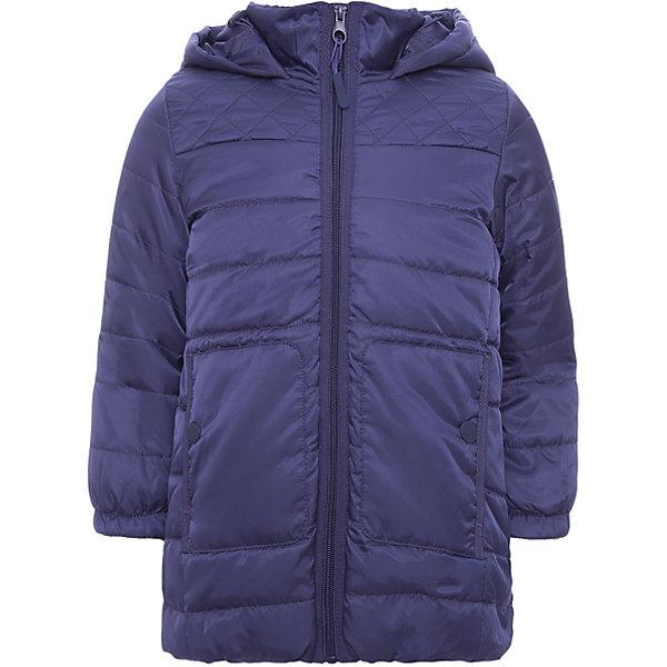 Пальто PlayToday для девочкиВерхняя одежда<br>Характеристики товара:<br><br>• цвет: синий<br>• состав ткани: 100% полиэстер<br>• подкладка: 100% полиэстер<br>• утеплитель: 100% полиэстер<br>• сезон: зима<br>• температурный режим: от -10 до +10<br>• плотность утеплителя: 250 г/м2<br>• особенности модели: стеганая, с капюшоном<br>• застежка: молния<br>• капюшон: без меха, несъемный<br>• длинные рукава<br>• страна бренда: Германия<br>• страна изготовитель: Китай<br><br>Детская одежда и обувь от PlayToday - это стильные вещи по доступным ценам. Детское пальто - со светоотражателями. Утепленное пальто для девочки выполнено в красивой практичной расцветке. Пальто для детей с вшивным капюшоном.<br><br>Пальто PlayToday (ПлэйТудэй) для девочки можно купить в нашем интернет-магазине.<br><br>Ширина мм: 356<br>Глубина мм: 10<br>Высота мм: 245<br>Вес г: 519<br>Цвет: синий<br>Возраст от месяцев: 24<br>Возраст до месяцев: 36<br>Пол: Женский<br>Возраст: Детский<br>Размер: 122,98,128,116,110,104<br>SKU: 7115309
