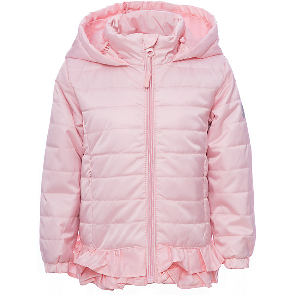 Куртка PlayToday для девочкиВерхняя одежда<br>Характеристики товара:<br><br>• цвет: розовый<br>• состав ткани: 100% полиэстер<br>• подкладка: 100% полиэстер<br>• утеплитель: 100% полиэстер<br>• сезон: демисезон<br>• температурный режим: от -10 до +10<br>• плотность утеплителя: 150 г/м2<br>• особенности модели: с капюшоном <br>• застежка: молния<br>• капюшон: без меха, съемный<br>• длинные рукава<br>• страна бренда: Германия<br>• страна изготовитель: Китай<br><br>Детская одежда и обувь от PlayToday - это стильные вещи по доступным ценам. Эта детская куртка - с водоотталкивающей пропиткой и эффектом юбки. Утепленная куртка для девочки выполнена в красивой расцветке. Куртка для детей дополнена капюшоном и светоотражающими элементами. <br><br>Куртку PlayToday (ПлэйТудэй) для девочки можно купить в нашем интернет-магазине.<br><br>Ширина мм: 356<br>Глубина мм: 10<br>Высота мм: 245<br>Вес г: 519<br>Цвет: белый<br>Возраст от месяцев: 72<br>Возраст до месяцев: 84<br>Пол: Женский<br>Возраст: Детский<br>Размер: 122,128,116,110,104,98<br>SKU: 7115323