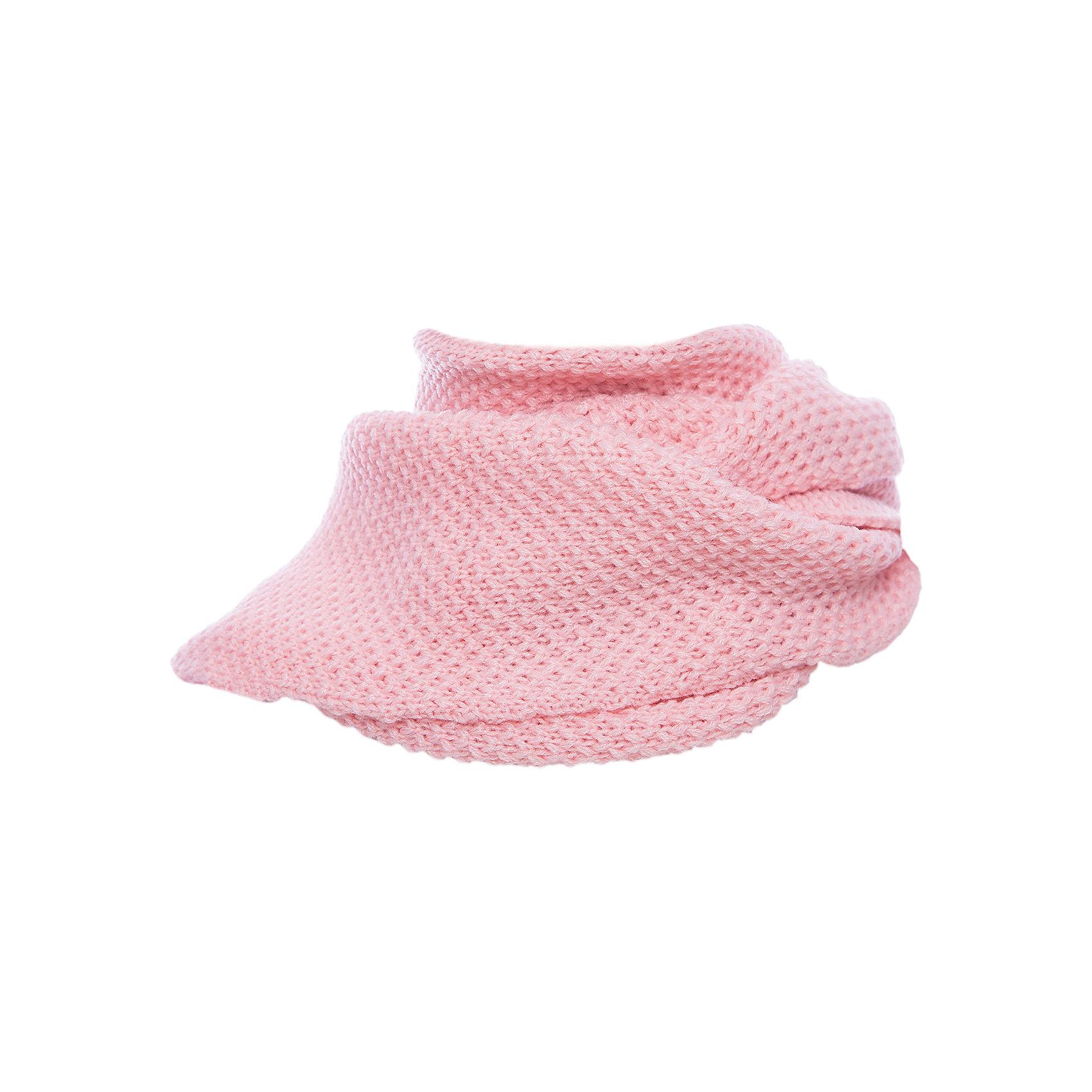 Шарф PlayToday для девочкиШарфы, платки<br>Шарф PlayToday для девочки<br>Стильный шарф - хомут нежного оттенка сможет быть и достойным аксессуаром в гардеробе ребенка, и согреет в холодную погоду. Модель крупной вязки.<br>Состав:<br>100% акрил<br><br>Ширина мм: 88<br>Глубина мм: 155<br>Высота мм: 26<br>Вес г: 106<br>Цвет: белый<br>Возраст от месяцев: 36<br>Возраст до месяцев: 96<br>Пол: Женский<br>Возраст: Детский<br>Размер: one size<br>SKU: 7115524