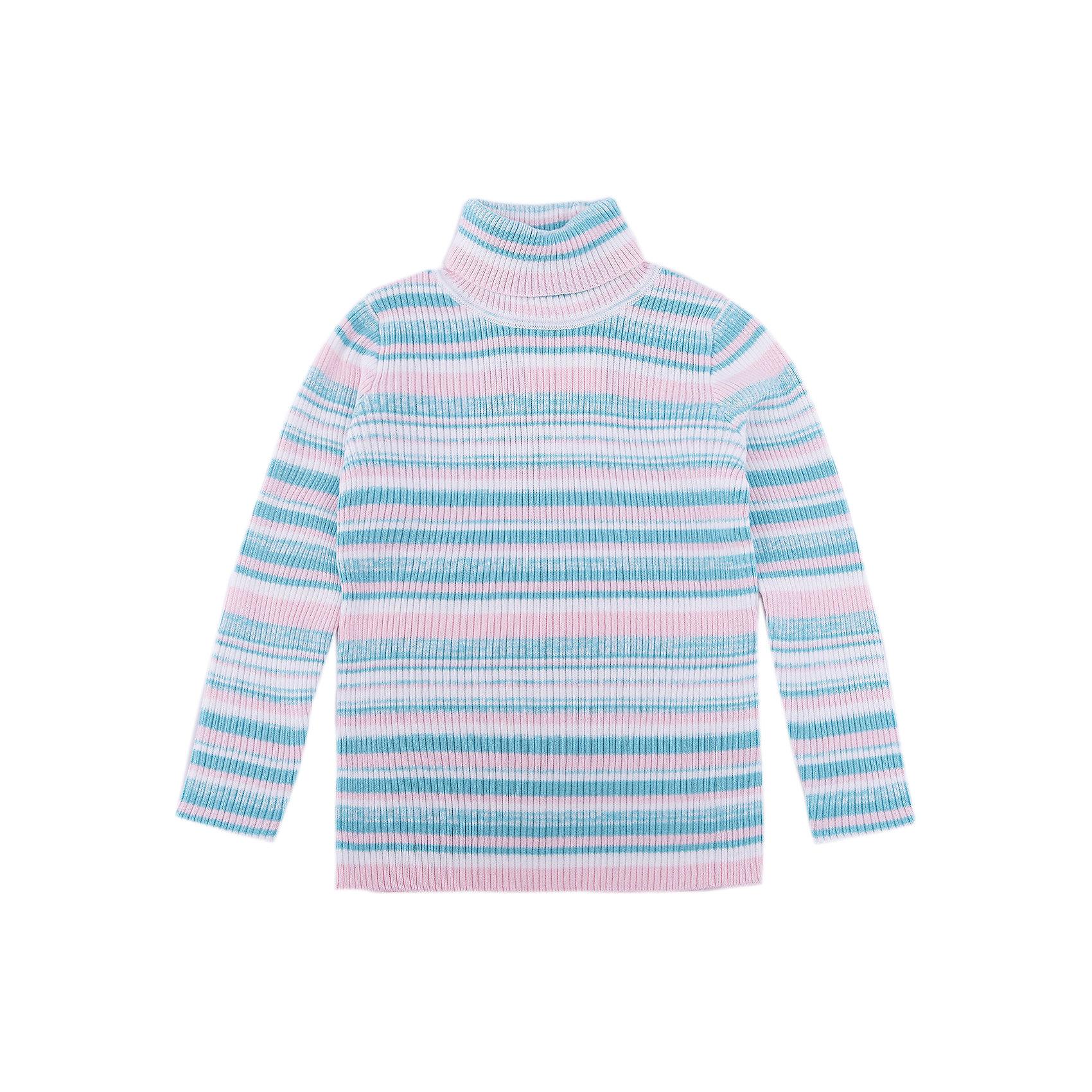 Свитер PlayToday для девочкиСвитера и кардиганы<br>Свитер PlayToday для девочки<br>Свитер с высоким горлом - актуальное решение для повседневного гардероба ребенка. Модель выполнена в технике yarn dyed - в процессе производства используются разного цвета нити. Изделие, при рекомендуемом уходе, не линяет и надолго остается в первоначальном виде. Метод вязания исвитера - лапша.<br>Состав:<br>5% шерсть, 20% нейлон, 20% вискоза, 55% полиестер<br><br>Ширина мм: 190<br>Глубина мм: 74<br>Высота мм: 229<br>Вес г: 236<br>Цвет: белый<br>Возраст от месяцев: 84<br>Возраст до месяцев: 96<br>Пол: Женский<br>Возраст: Детский<br>Размер: 128,98,104,110,116,122<br>SKU: 7115618