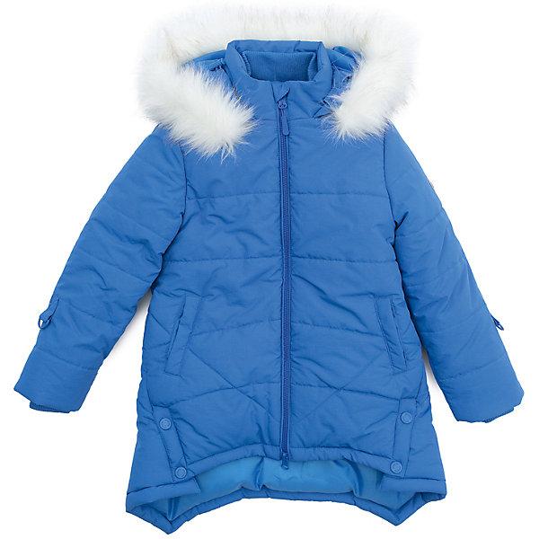 Пальто PlayToday для девочкиДемисезонные куртки<br>Характеристики товара:<br><br>• цвет: синий<br>• состав ткани: 100% нейлон<br>• подкладка: 100% полиэстер<br>• утеплитель: 100% полиэстер<br>• сезон: зима<br>• температурный режим: от -20 до 0<br>• плотность утеплителя: 300 г/м2<br>• особенности модели: стеганая, с капюшоном<br>• застежка: молния<br>• капюшон: с мехом, съемный<br>• длинные рукава<br>• страна бренда: Германия<br>• страна изготовитель: Китай<br><br>Детская одежда и обувь от PlayToday - это стильные вещи по доступным ценам. Детское пальто - со светоотражателями. Утепленное пальто для девочки выполнено в красивой практичной расцветке. Пальто для детей - с капюшоном и опушкой.<br><br>Пальто PlayToday (ПлэйТудэй) для девочки можно купить в нашем интернет-магазине.<br>Ширина мм: 356; Глубина мм: 10; Высота мм: 245; Вес г: 519; Цвет: голубой; Возраст от месяцев: 24; Возраст до месяцев: 36; Пол: Женский; Возраст: Детский; Размер: 98,128,122,116,110,104; SKU: 7115797;