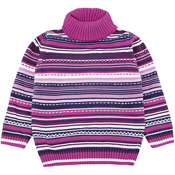 Свитер PlayToday для девочкиСвитера и кардиганы<br>Характеристики товара:<br><br>• цвет: фиолетовый<br>• состав ткани: 60% хлопок, 40% акрил<br>• сезон: демисезон<br>• длинные рукава<br>• страна бренда: Германия<br>• страна изготовитель: Китай<br><br>Детская одежда и обувь от PlayToday - это стильные вещи по доступным ценам. Свитер для девочки - удобная и модная вещь. Детский свитер дополнен мягкими манжетами. Теплый свитер для детей сделан из дышащего трикотажа. <br><br>Свитер PlayToday (ПлэйТудэй) для девочки можно купить в нашем интернет-магазине.<br>Ширина мм: 190; Глубина мм: 74; Высота мм: 229; Вес г: 236; Цвет: белый; Возраст от месяцев: 48; Возраст до месяцев: 60; Пол: Женский; Возраст: Детский; Размер: 110,128,122,116,104,98; SKU: 7115825;