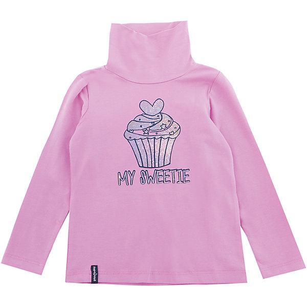 Водолазка PlayToday для девочкиВодолазки<br>Характеристики товара:<br><br>• цвет: розовый<br>• состав ткани: 95% хлопок, 5% эластан<br>• сезон: демисезон<br>• длинные рукава<br>• страна бренда: Германия<br>• страна изготовитель: Китай<br><br>Одежда и аксессуары для детей от PlayToday - это качественные и красивые вещи. Эта водолазка для девочки снабжена мягким воротом. Детская водолазка декорирована принтом. Водолазка для детей сделана из приятного на ощупь трикотажа. <br><br>Водолазку PlayToday (ПлэйТудэй) для девочки можно купить в нашем интернет-магазине.<br>Ширина мм: 230; Глубина мм: 40; Высота мм: 220; Вес г: 250; Цвет: розовый; Возраст от месяцев: 72; Возраст до месяцев: 84; Пол: Женский; Возраст: Детский; Размер: 122,98,128,116,110,104; SKU: 7115927;