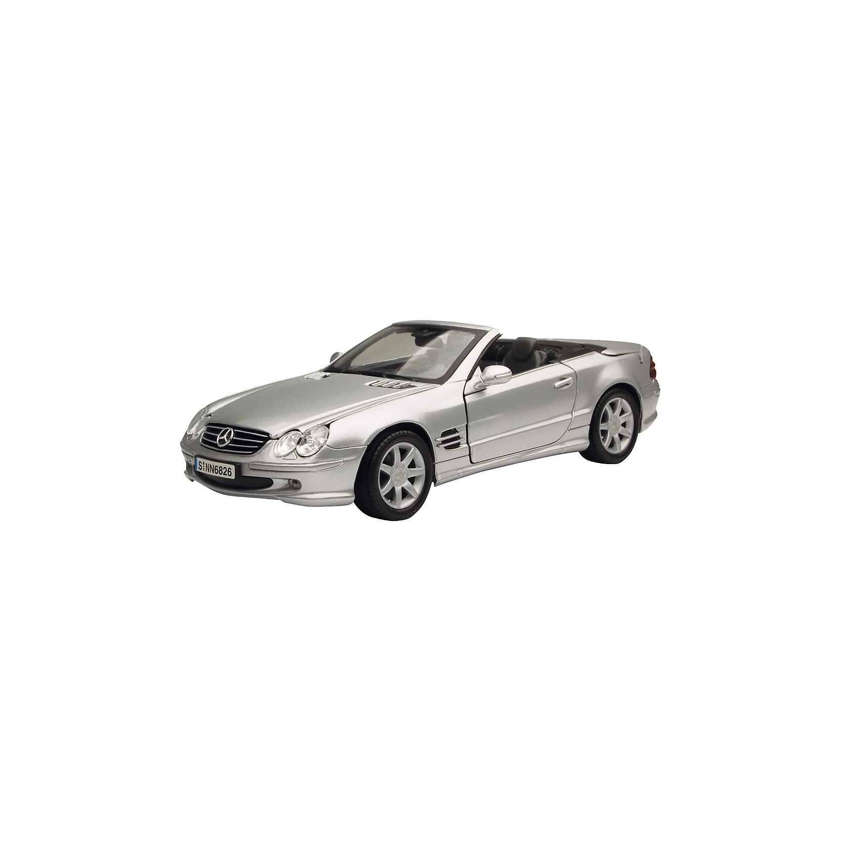 Коллекционная машина Autotime Mercedes-Benz SL500, металлик, 1:18Коллекционные модели<br><br><br>Ширина мм: 350<br>Глубина мм: 158<br>Высота мм: 120<br>Вес г: 1282<br>Возраст от месяцев: 36<br>Возраст до месяцев: 2147483647<br>Пол: Мужской<br>Возраст: Детский<br>SKU: 7118138