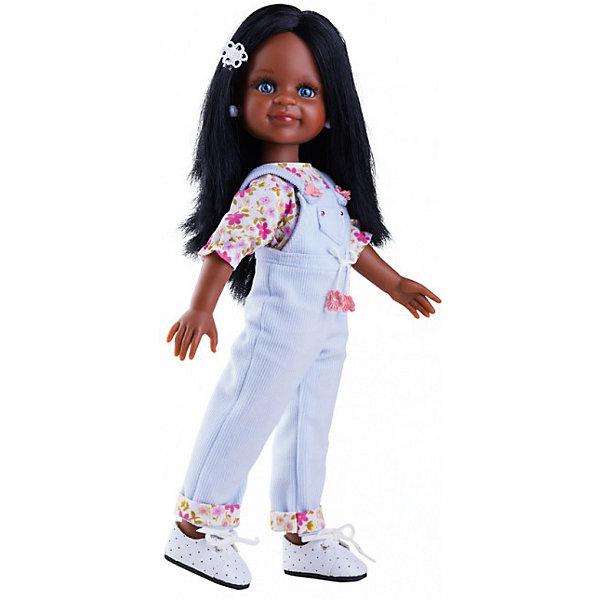 Кукла Paola Reina Нора Клеопатра, 32 смБренды кукол<br>Характеристики товара:<br><br>• возраст: от 3 лет;<br>• пол: девочка;<br>• подвижные руки, ноги и голова;<br>• мягкие волосы, которые можно расчесывать; <br>• высота кукол: 32 см;<br>• размер упаковки: 23х41х11 см;   <br>• вес : 667гр.;<br>• материал: винил, текстиль;                                       <br>• страна-производитель: Испания.                                   <br><br>Paola Reina Кукла Нора-Клеопатра 32 см - это та игрушка, о которой мечтает каждая девочка. Продуманный до мелочей образ куклы не оставит вашу маленькую принцессу равнодушной.<br><br>Кукла Paola Reina Нора Клеопатра имеет нежный ванильный аромат, уникальный и неповторимый дизайн лица и тела, ручная работа: ресницы, веснушки, щечки, губы, прическа, волосы легко расчесываются и блестят, глазки не закрываются, ручки, ножки и голова поворачиваются. Качество подтверждено нормами безопасности EN17 ЕЭС. <br><br>Куклу Paola Reina Нора Клеопатра 32 см , можно купить в нашем интернет-магазине.<br>Ширина мм: 110; Глубина мм: 230; Высота мм: 410; Вес г: 667; Возраст от месяцев: 36; Возраст до месяцев: 144; Пол: Женский; Возраст: Детский; SKU: 7118824;