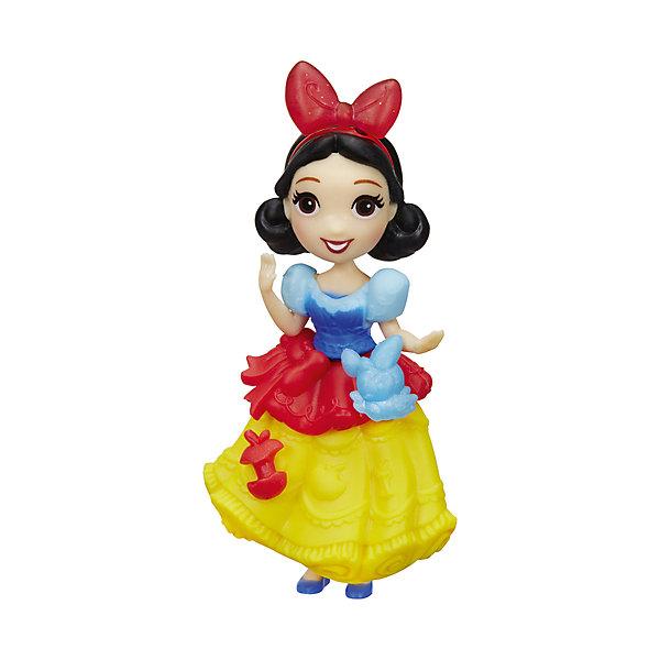 Мини-кукла Hasbro Disney Princess, БелоснежкаПринцессы Дисней<br>Характеристики:<br><br>• очаровательная куколка помогает раскрыть творческий потенциал девочки, позволяет фантазировать и обыгрывать различные сюжетные линии с участием пренцессы Дисней;<br>• мини-куколки легко помещаются в маленькой ладошке;<br>• куклу можно взять с собой, поместить в рюкзачок или карман курточки;<br>• каждая кукла занимает определенную позу;<br>• руки-ноги куклы неподвижны, героиня замерла в танцевальном па;<br>• куколка одета в яркий наряд, характерный для диснеевских героинь;<br>• одежда не снимается;<br>• полимерные куколки приятны на ощупь;<br>• высота куколки составляет 15 см;<br>• размер упаковки: 17,5х15,5х6 см;<br>• вес: 100 г.<br><br>Мини-кукла, Принцессы Дисней, в ассортименте можно купить в нашем интернет-магазине.<br><br>Ширина мм: 176<br>Глубина мм: 152<br>Высота мм: 63<br>Вес г: 100<br>Возраст от месяцев: 48<br>Возраст до месяцев: 96<br>Пол: Женский<br>Возраст: Детский<br>SKU: 7120186