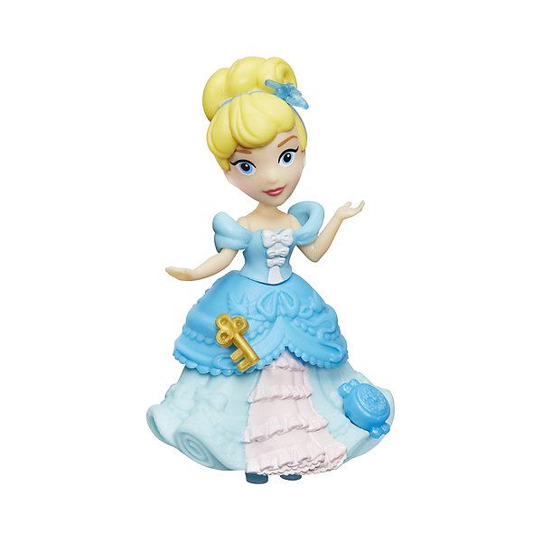 Мини-кукла Hasbro Disney Princess, ЗолушкаПринцессы Дисней<br>Характеристики:<br><br>• очаровательная куколка помогает раскрыть творческий потенциал девочки, позволяет фантазировать и обыгрывать различные сюжетные линии с участием пренцессы Дисней;<br>• мини-куколки легко помещаются в маленькой ладошке;<br>• куклу можно взять с собой, поместить в рюкзачок или карман курточки;<br>• каждая кукла занимает определенную позу;<br>• руки-ноги куклы неподвижны, героиня замерла в танцевальном па;<br>• куколка одета в яркий наряд, характерный для диснеевских героинь;<br>• одежда не снимается;<br>• полимерные куколки приятны на ощупь;<br>• высота куколки составляет 15 см;<br>• размер упаковки: 17,5х15,5х6 см;<br>• вес: 100 г.<br><br>Мини-кукла, Принцессы Дисней, в ассортименте можно купить в нашем интернет-магазине.<br><br>Ширина мм: 176<br>Глубина мм: 152<br>Высота мм: 63<br>Вес г: 100<br>Возраст от месяцев: 48<br>Возраст до месяцев: 96<br>Пол: Женский<br>Возраст: Детский<br>SKU: 7120187