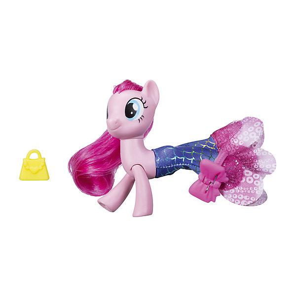 Игровой набор Hasbro My little Pony Мерцание. Пони в волшебных платьях, Пинки ПайФигурки из мультфильмов<br>Характеристики:<br><br>• в наборе представлен персонаж из серии «Мерцание;<br>• особенностью игрушки является облачение пони в волшебное платье;<br>• материал фигурки: пластик;<br>• дополнительные аксессуары позволяют разнообразить игру;<br>• фигурки можно использовать в комбинации с различными игровыми наборами MLP.<br><br>MLP «Мерцание» Пони в волшебных платьях можно купить в нашем интернет-магазине.<br><br>Ширина мм: 209<br>Глубина мм: 182<br>Высота мм: 58<br>Вес г: 131<br>Возраст от месяцев: 36<br>Возраст до месяцев: 72<br>Пол: Женский<br>Возраст: Детский<br>SKU: 7120209