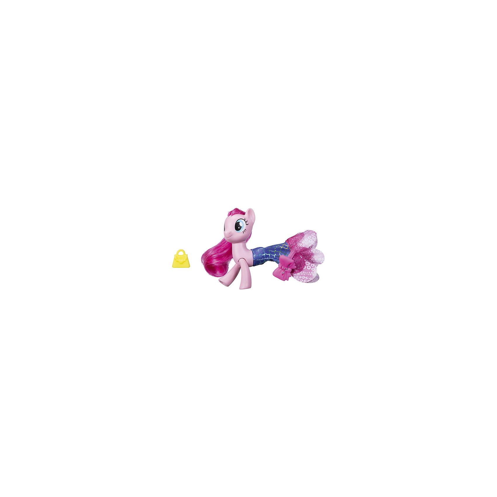 Игровой набор Hasbro My little Pony Мерцание. Пони в волшебных платьях, Пинки ПайЛюбимые герои<br>Характеристики:<br><br>• в наборе представлен персонаж из серии «Мерцание;<br>• особенностью игрушки является облачение пони в волшебное платье;<br>• материал фигурки: пластик;<br>• дополнительные аксессуары позволяют разнообразить игру;<br>• фигурки можно использовать в комбинации с различными игровыми наборами MLP.<br><br>MLP «Мерцание» Пони в волшебных платьях можно купить в нашем интернет-магазине.<br><br>Ширина мм: 209<br>Глубина мм: 182<br>Высота мм: 58<br>Вес г: 131<br>Возраст от месяцев: 36<br>Возраст до месяцев: 72<br>Пол: Женский<br>Возраст: Детский<br>SKU: 7120209