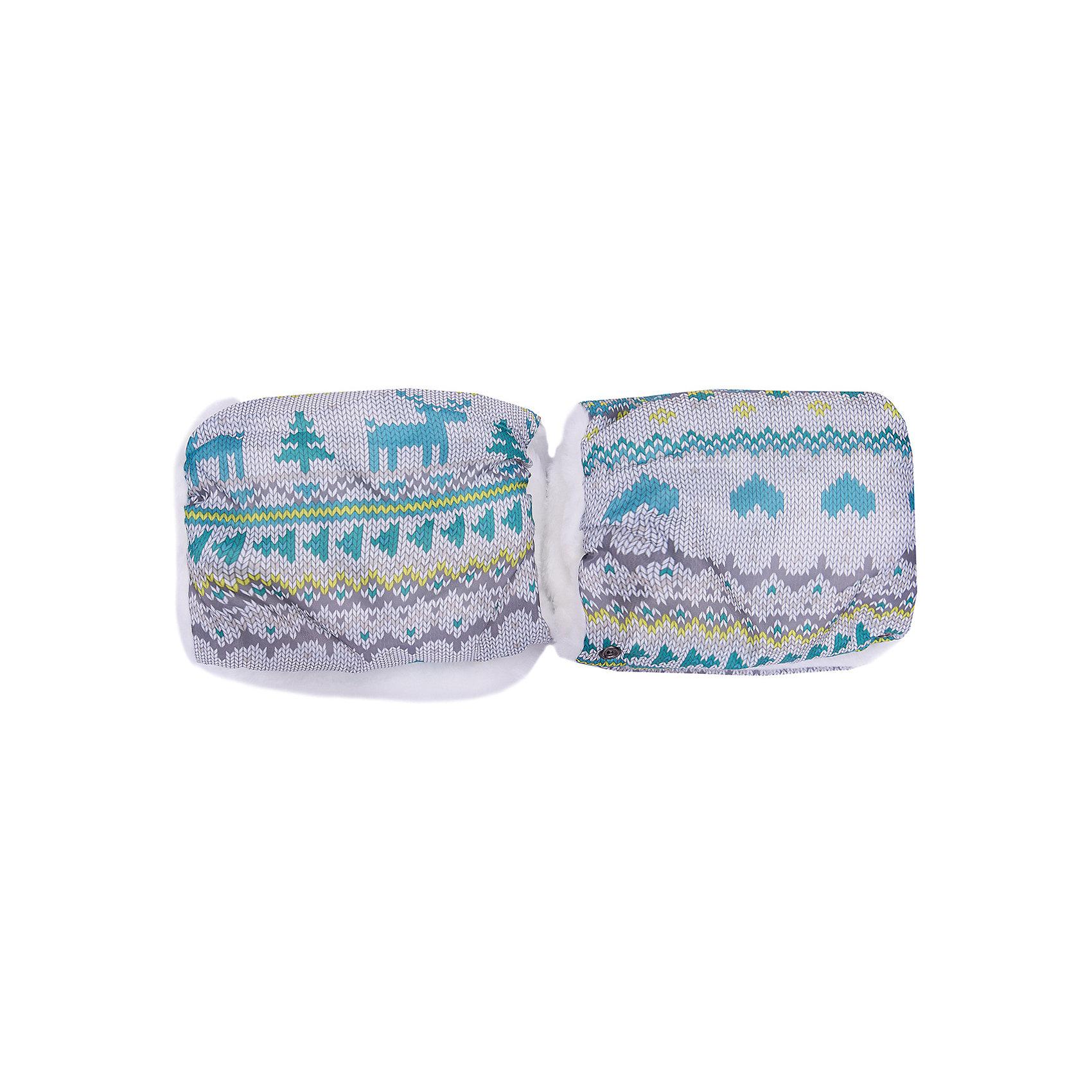 Рукавички для санок Ника РС1, принт вязаный бирюзовыйСанки-коляски<br>Рукавички для санок Ника РС1, принт вязаный бирюзовый<br><br>Рукавички на санки или коляску – незаменимый аксессуар для современной молодой мамы, который позволит сохранять руки в тепле и при этом в случае необходимости быстро поправить ребенку матрасик на саночках, шапочку или рукавички.<br>В рукавичках Ваших руки будут в тепле во время морозных и ветреных прогулок с малышом.<br>Рукавички можно использовать в санках и колясках, они удобно и легко крепится на ручке.<br>Для изготовления данного аксессуара используется ткань Оксфорд с водоотталкивающей пропиткой, утепленная искусственным мехом.<br><br>Рукавички для санок Ника РС1, принт вязаный бирюзовый, можно купить в нашем интернет магазине.<br><br>Ширина мм: 9999<br>Глубина мм: 9999<br>Высота мм: 9999<br>Вес г: 0<br>Возраст от месяцев: 12<br>Возраст до месяцев: 48<br>Пол: Унисекс<br>Возраст: Детский<br>SKU: 7120398