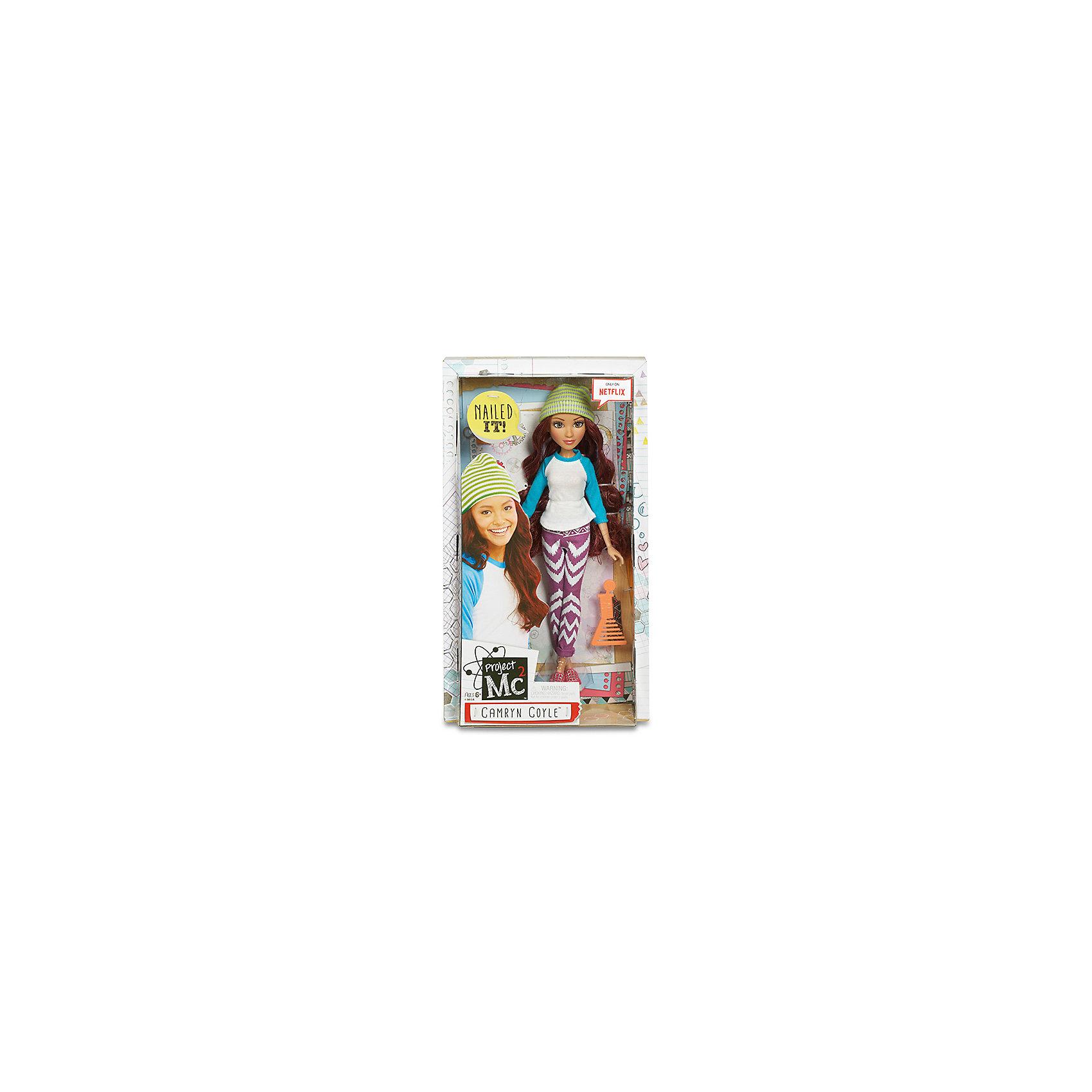 Кукла MGA Project Mc2 Камрин, 30 см от myToys