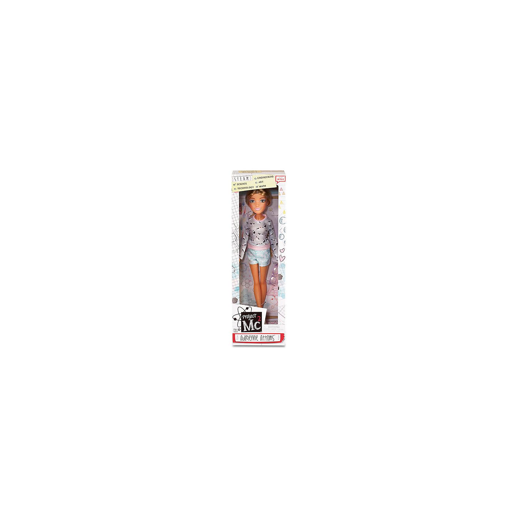 Кукла MGA Project Mc2 Адрианна, 30 см от myToys